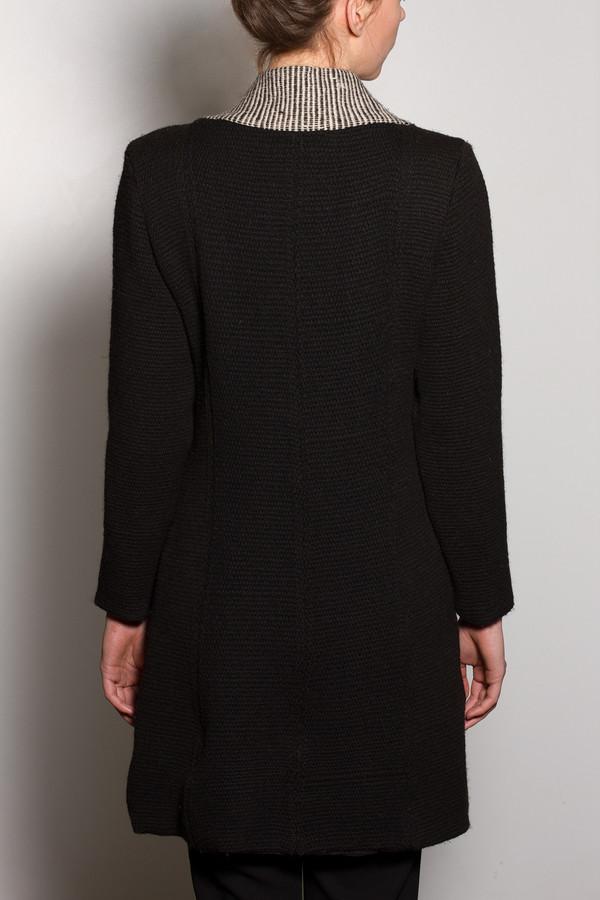 Textile Lapel Coat
