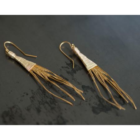 Mirit Weinstock Big Oats Earrings