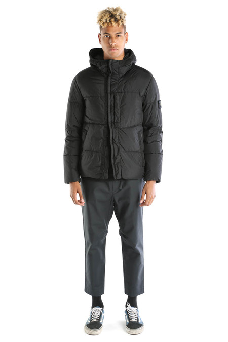 Stone Island 40223 Garment Dyed Crinkle Reps NY Down