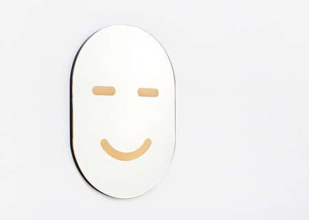 Areaware Mirror Mask - Yes