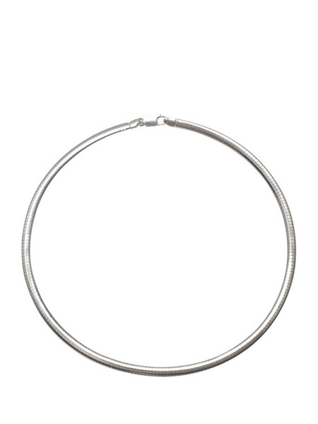 A-OL Omega Chain - Silver