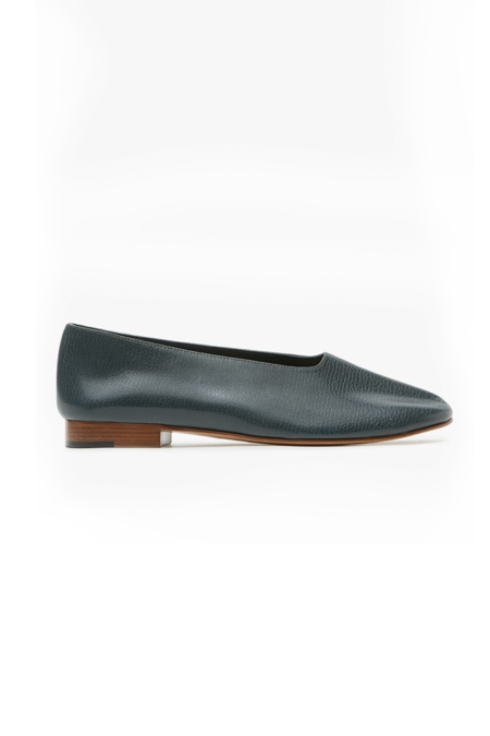 Martiniano Glove Shoe - Emerald Green