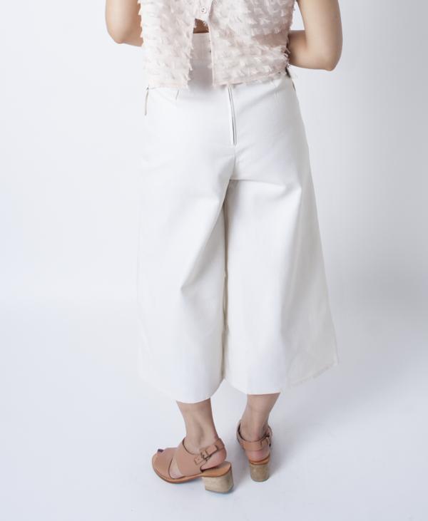 Samantha Pleet Sprite Jeans - Ivory