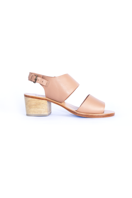 Rachel Comey Tulip Sandal - Polished Clay