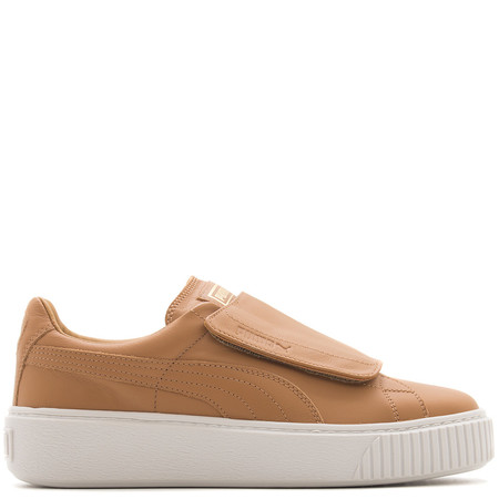 PUMA BASKET PLATFORM STRAP - APPLE CINNAMON