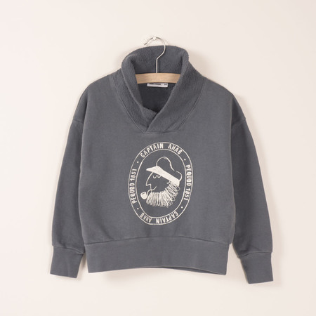 Kid's Bobo Choses Captain Ahab Kid's Sweatshirt