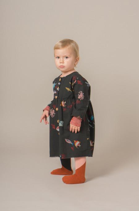 Kid's Bobo Choses DEEP SEA PRINCESS DRESS