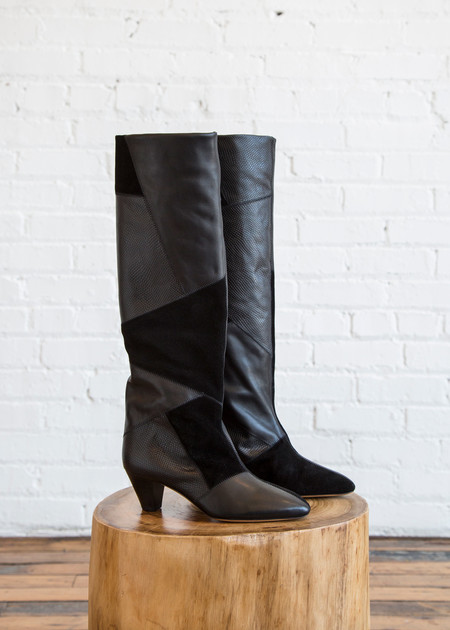 Isabel Marant Rozlen Boot in Black