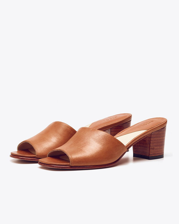 Nisolo Elizabeth Slide Honey