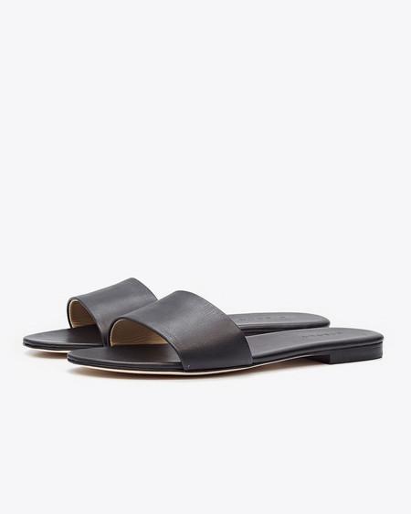 Nisolo Isla Slide Sandal - Black