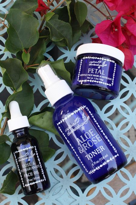 Captain Blankenship Skincare Essentials