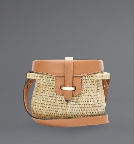 Khokho Jabu Woven Basket Bag