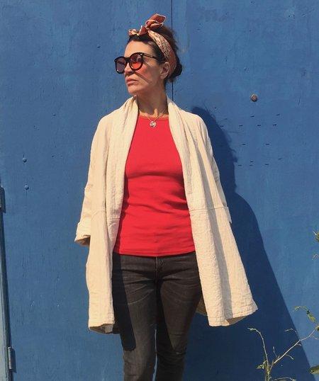 Atelier Delphine Haori Oversized Coat