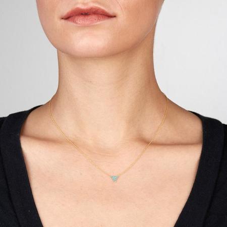 Ariel Gordon Turquoise Triad Necklace