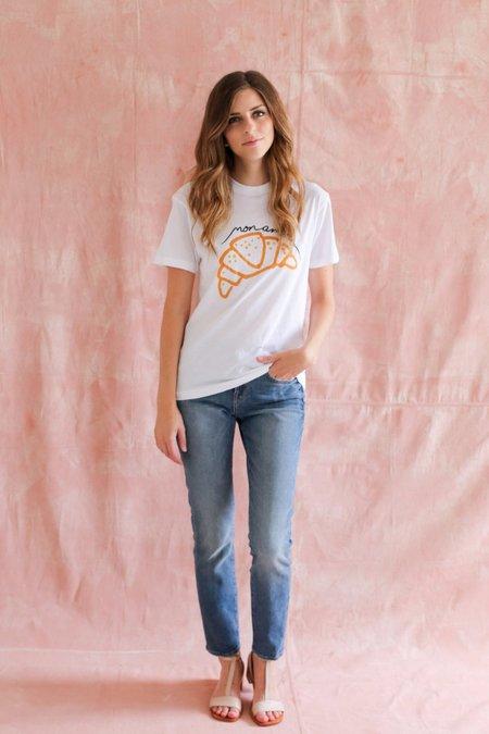 Ganni Moulin T-shirt, Mon Amour