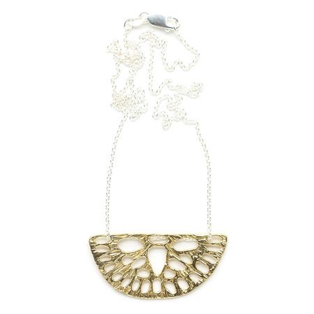 Odette New York SMALL AMULETUM NECKLACE