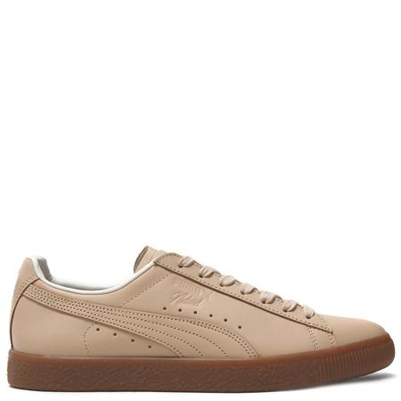 PUMA X NATUREL CLYDE VEG TAN / NATURAL VACHETTA