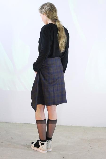 House of 950 shirt skirt