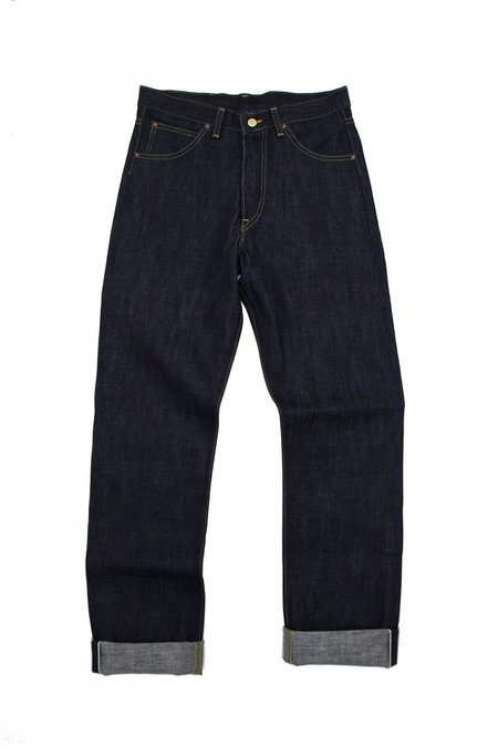 W.H. Ranch Dungarees Steer Ryder Denim