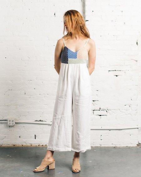 Mara Hoffman Weave Easy Jumpsuit