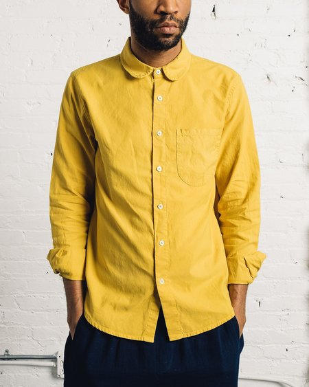 Olderbrother OB Classic Shirt - Turmeric