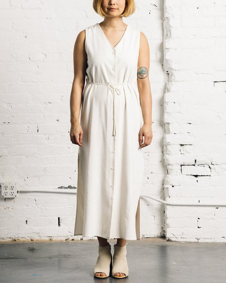 Ozma Sunrise Dress, Natural