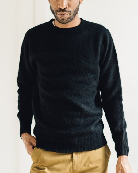 YMC Suedehead Brushed Knit Supersoft Wool Sweater