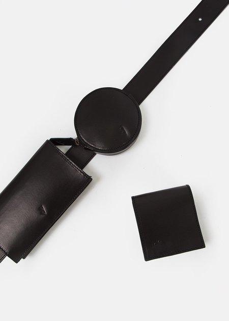 VereVerto Deco Bags in Black