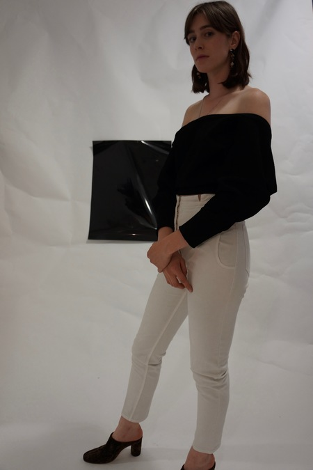Rachel Comey Dock Pant - White