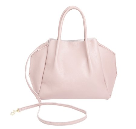 Oliveve Zoe Tote in Buff Pebble Cow Leather