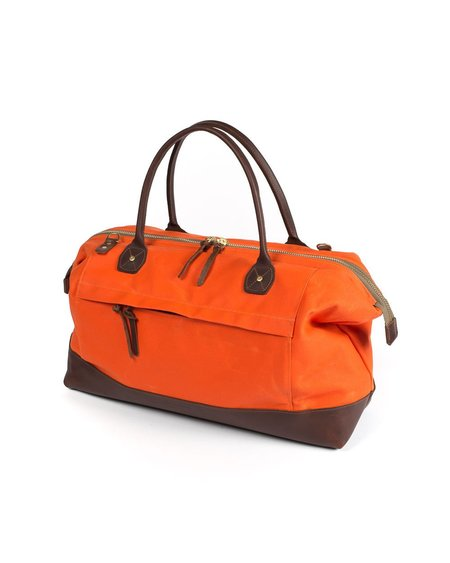 Wood&Faulk Northwesterner No5 - Orange