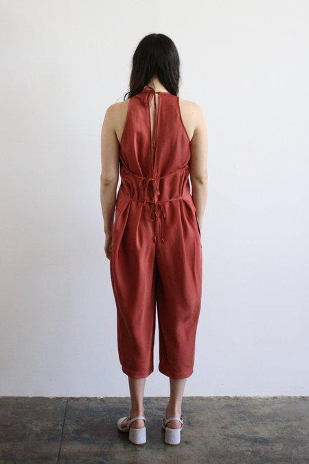 Jill Aiko Yee Journey Jumpsuit - Rouge