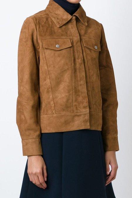 Wood Wood Joni Suede Jacket
