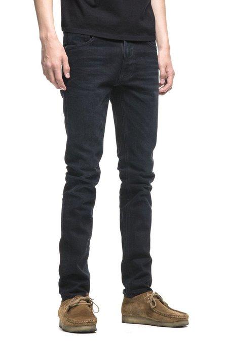 Nudie Jeans Lean Dean | Black Sparkles