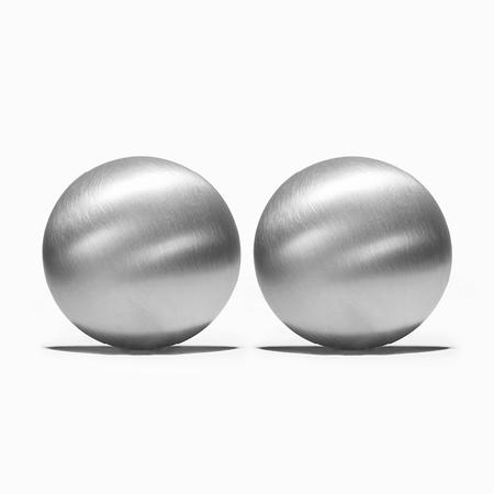 Ming Yu Wang Pupil Earrings - Sterling Silver