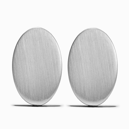 Ming Yu Wang Plus Earrings - Sterling Silver