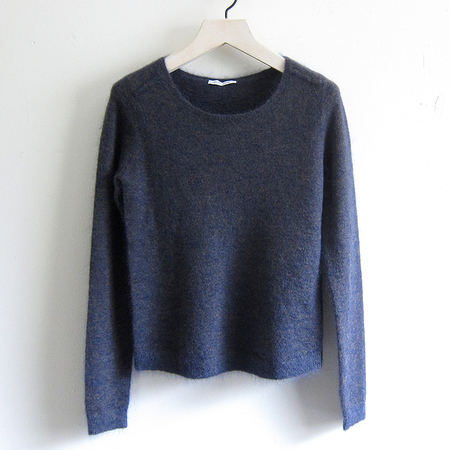 Humanoid Capsule Soft Mohair Sweater 23.25 - Shadow
