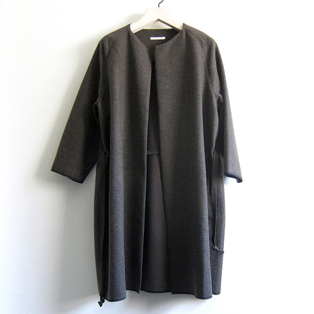 Humanoid Capsule Timeless Coat 18.25 - Shadow