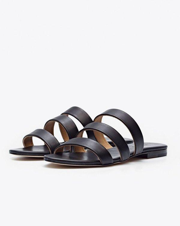 Nisolo Camilla Slide Sandal - Black