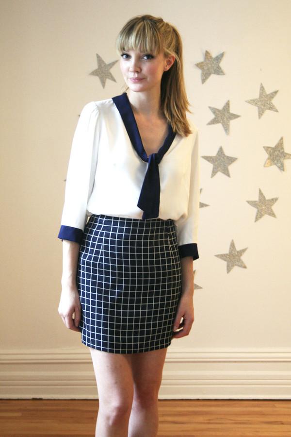 Eve Gravel Billi Skirt
