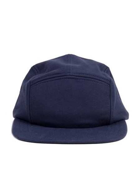 Reigning Champ Midweight Terry 5 Panel Hat in Steel