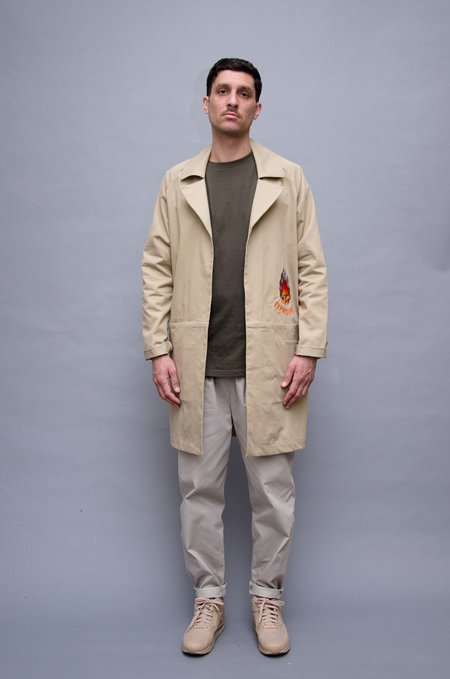 North Hill Twill Burnacar Jacket