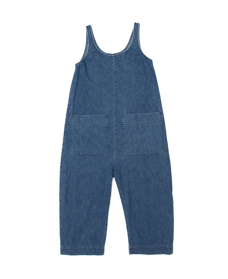 Ilana Kohn Gary Jumpsuit in Denim
