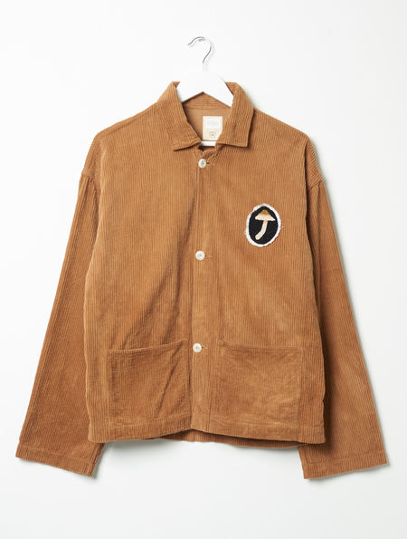 STORY mfg Short On Time Cord Jacket