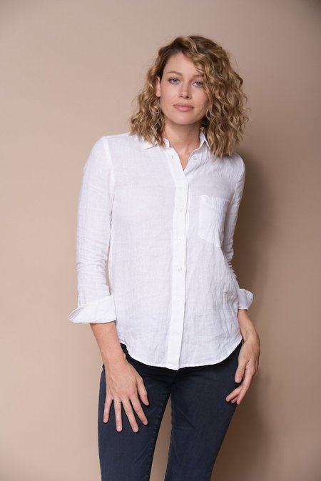 Rachel Comey Mensy Shirt in White