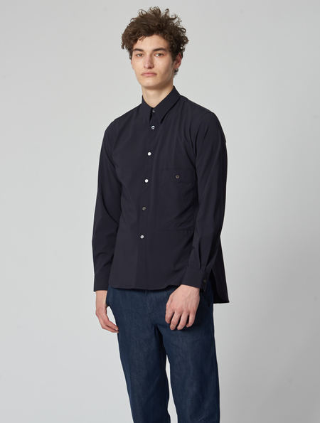 Studio Nicholson Critical Shirt - Navy