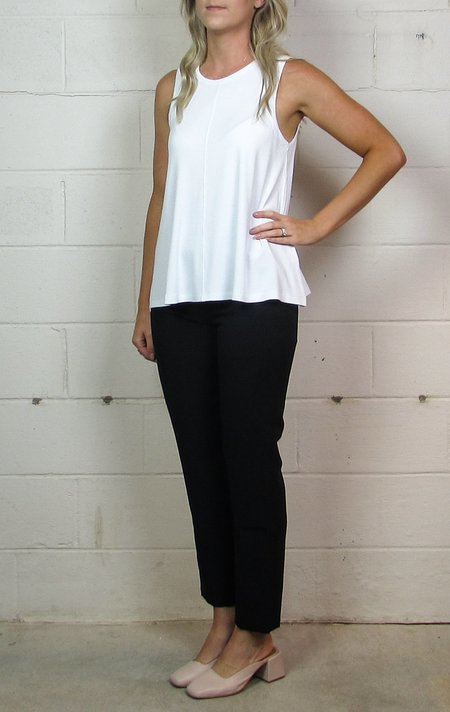 Heather basic rib swing tank