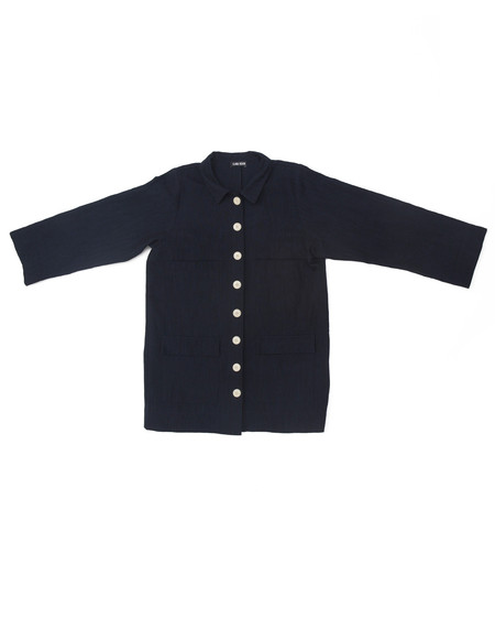 Ilana Kohn Mabel Jacket in Deep Indigo