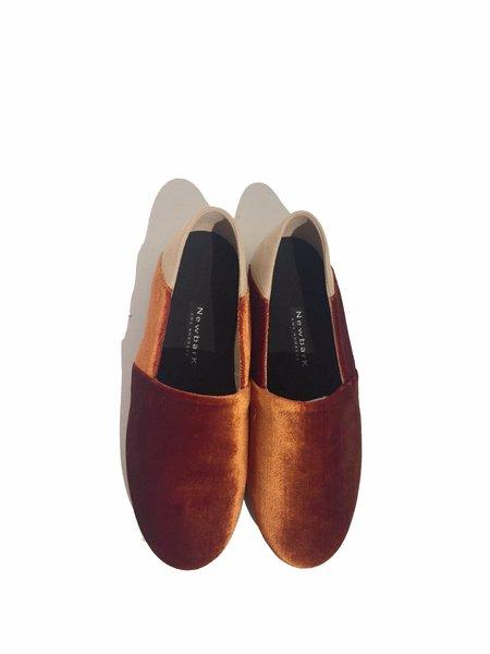 Newbark Jacks Slip-On - Saffron