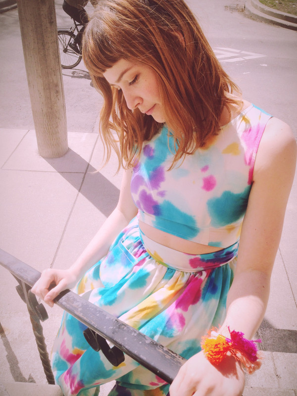 Samantha Pleet Satyr Dress
